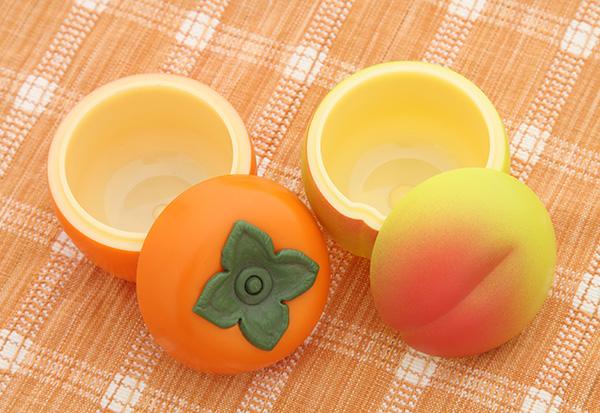 フルーツ型容器